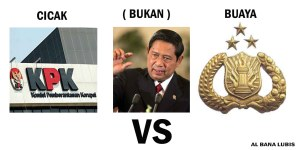cicak vs buaya ( bukan ) copy